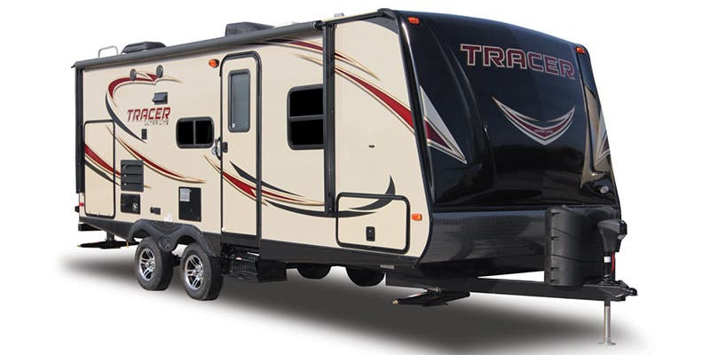 Find Specs for 2017 Prime Time Tracer Travel Trailer RVs