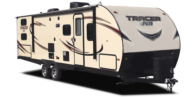 Find Specs for 2016 Prime Time Tracer Travel Trailer RVs