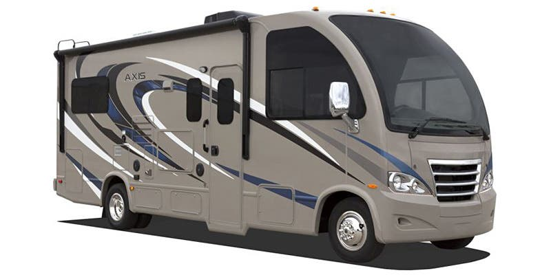 Full Specs For 2016 Thor Motor Coach Axis 25 2 Rvs Rvusa Com