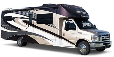 Find Specs for 2016 Thor Motor Coach Citation Class C RVs