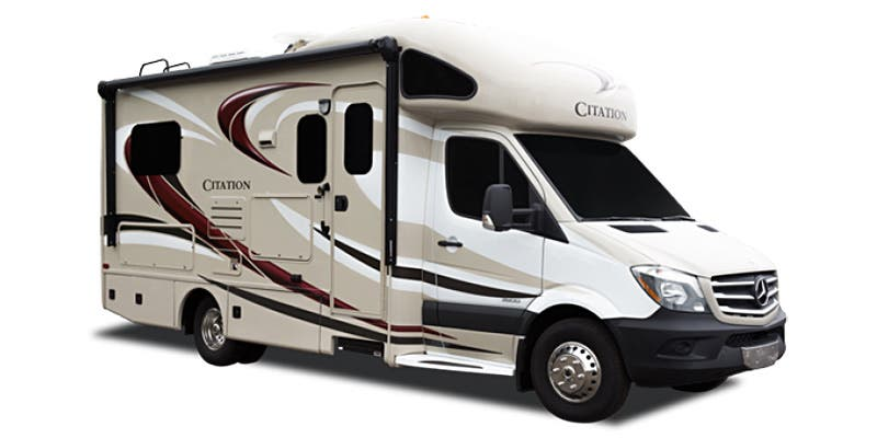 Find Specs for 2017 Thor Motor Coach Citation Sprinter Class C RVs