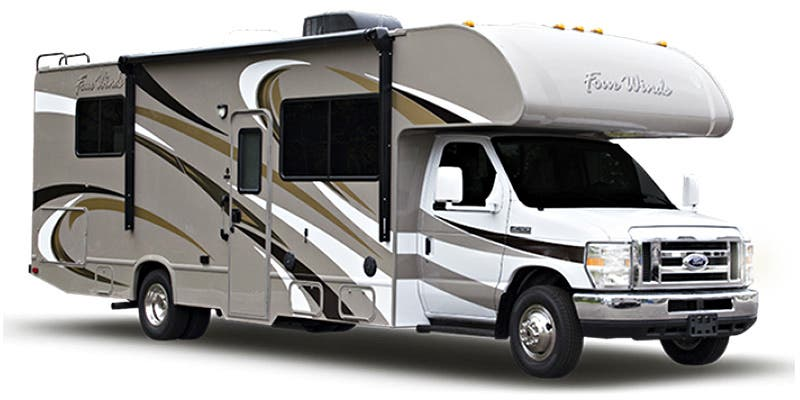 Find Specs for 2016 Thor Motor Coach Four Winds Class C RVs