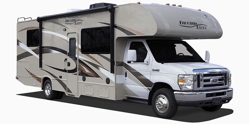 Find Specs for 2017 Thor Motor Coach Freedom Elite Class C RVs