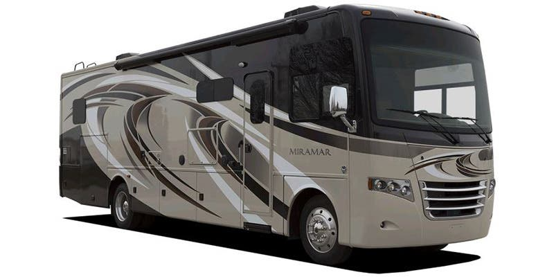 Find Specs for 2018 Thor Motor Coach Miramar Class A RVs