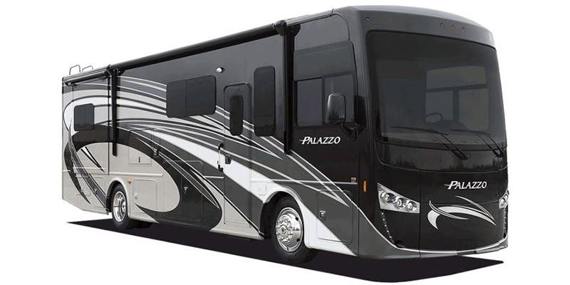 Find Specs for 2017 Thor Motor Coach Palazzo Class A RVs