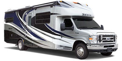 Find Specs for 2016 Thor Motor Coach Siesta Class C RVs