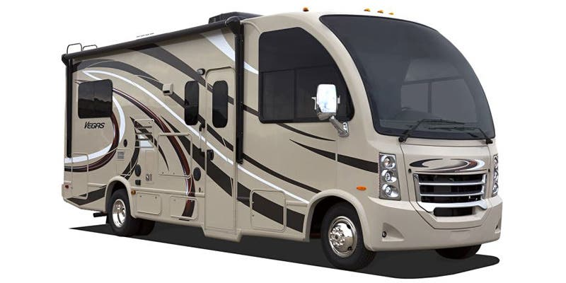 Find Specs for 2017 Thor Motor Coach Vegas Class A RVs