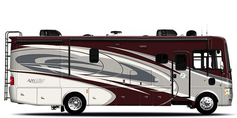 Find Specs for 2016 Tiffin Allegro Class A RVs