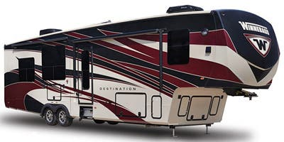 Find Specs for 2016 Winnebago Destination Fifth Wheel RVs