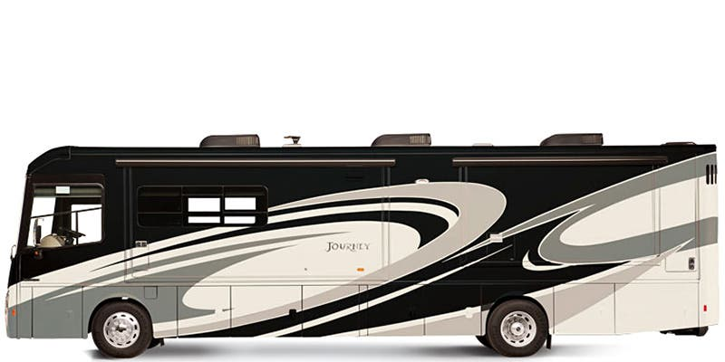 Find Specs for 2016 Winnebago Journey Class A RVs