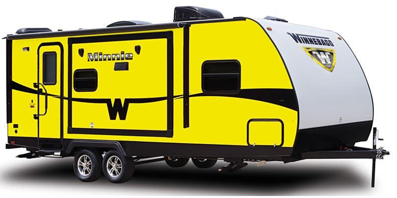 Find Specs for 2016 Winnebago Minnie Travel Trailer RVs