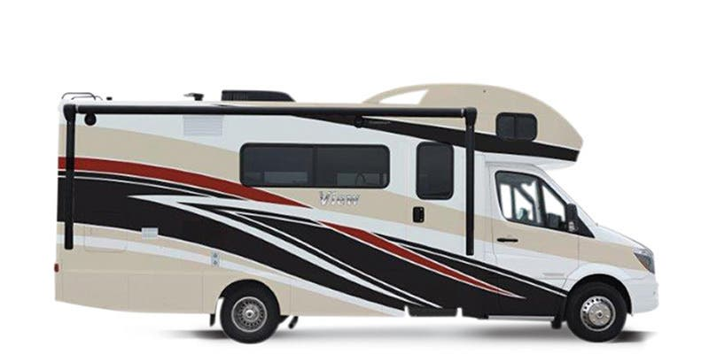 Full Specs for 2016 Winnebago View 24V RVs | RVUSA com
