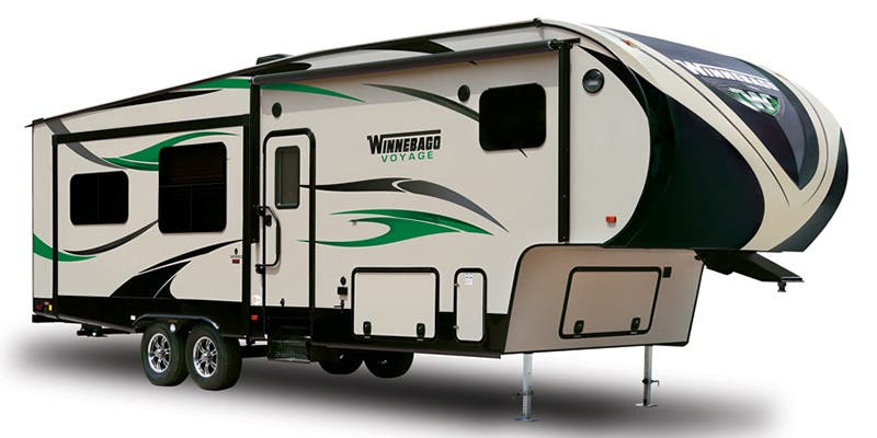 2016 Winnebago Voyage (Fifth Wheel)