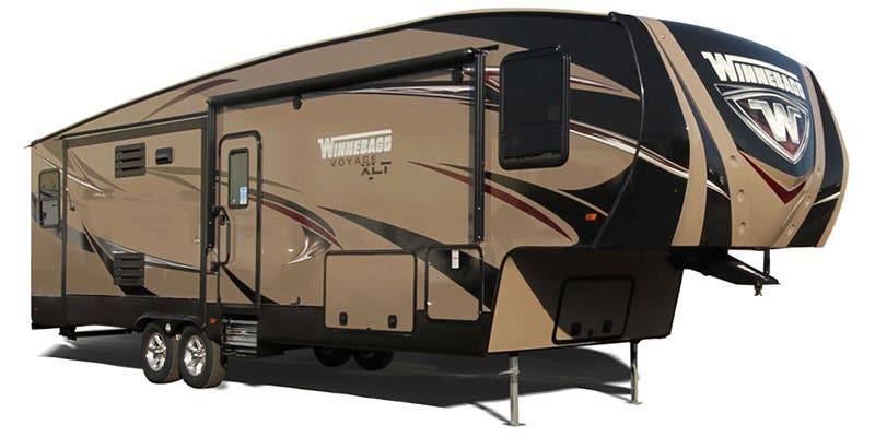 Find Specs for 2016 Winnebago Voyage XLT Fifth Wheel RVs