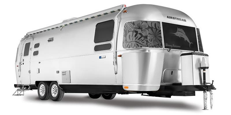 Image result for 2019 Tommy Bahama Airstream 19CB