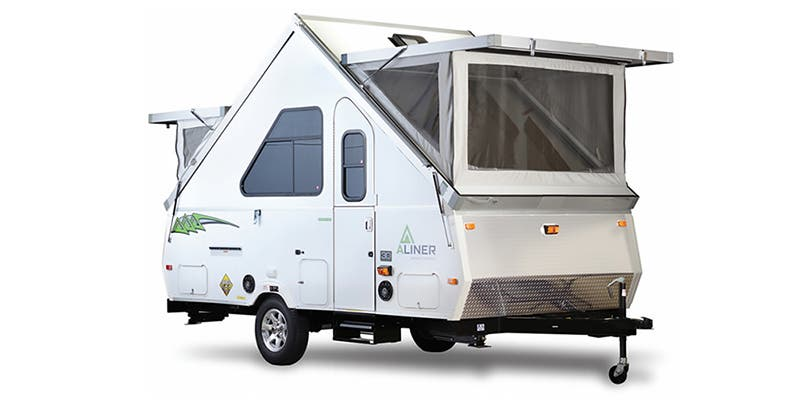 Full Specs for 2017 Aliner Explorer Base RVs | RVUSA com