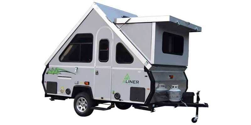 2017 Aliner LXE (Expandable Trailer)