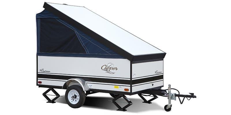 Find Specs for 2018 Coachmen Clipper Express Expandable Trailer RVs