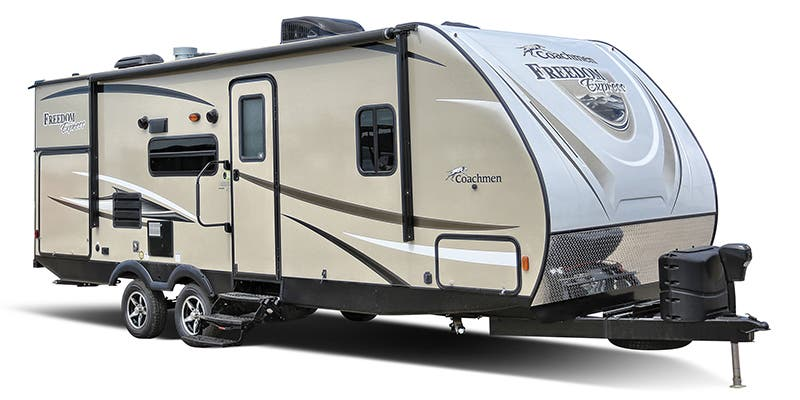 Find Specs for 2017 Coachmen Freedom Express LTZ Travel Trailer RVs