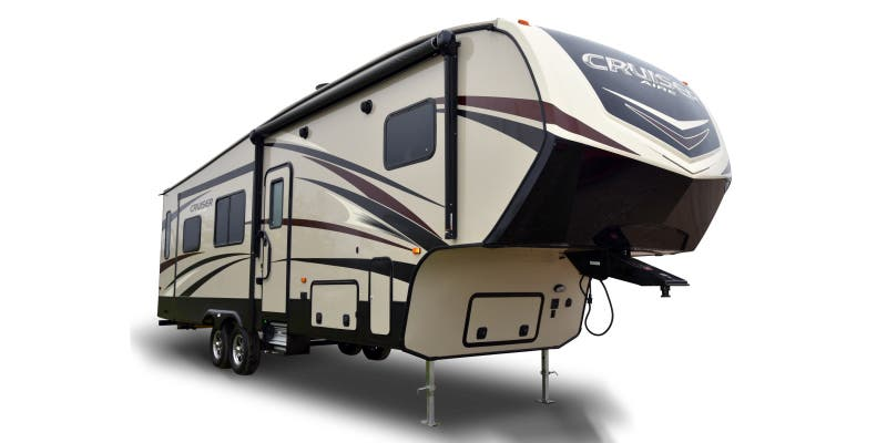 Find Specs for 2017 CrossRoads Cruiser Aire RVs