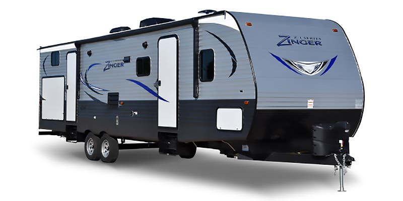 2017 CrossRoads Z-1 (Travel Trailer)
