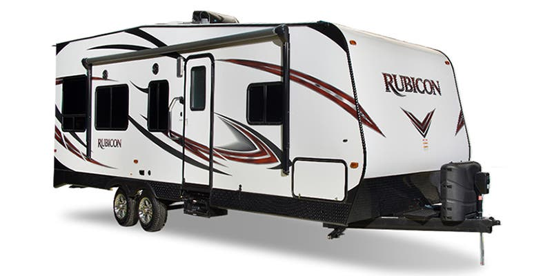 Find Specs for 2017 Dutchmen Rubicon Toy Hauler RVs