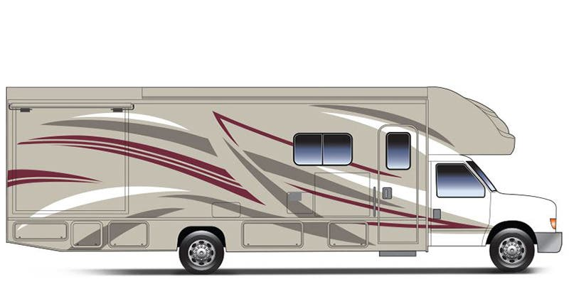Find Specs for 2017 Fleetwood Jamboree Class C RVs