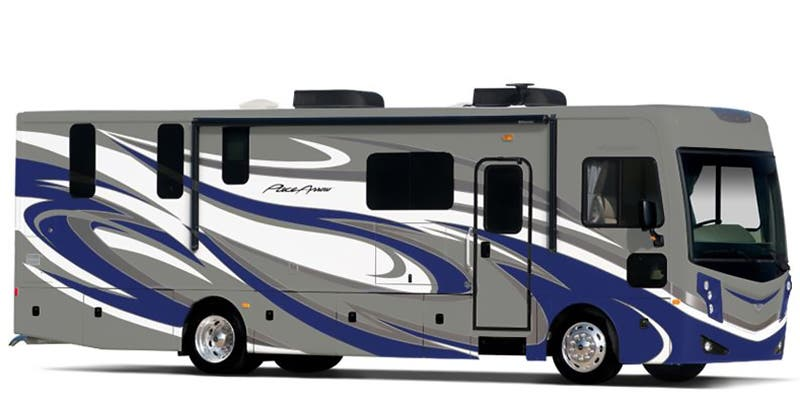 Find Specs for 2017 Fleetwood Pace Arrow Class A RVs