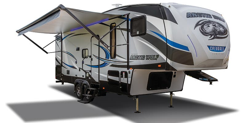 Find Specs for 2018 Forest River Arctic Wolf Fifth Wheel RVs