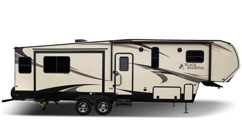 Find Specs for 2017 Forest River Black Diamond Fifth Wheel RVs