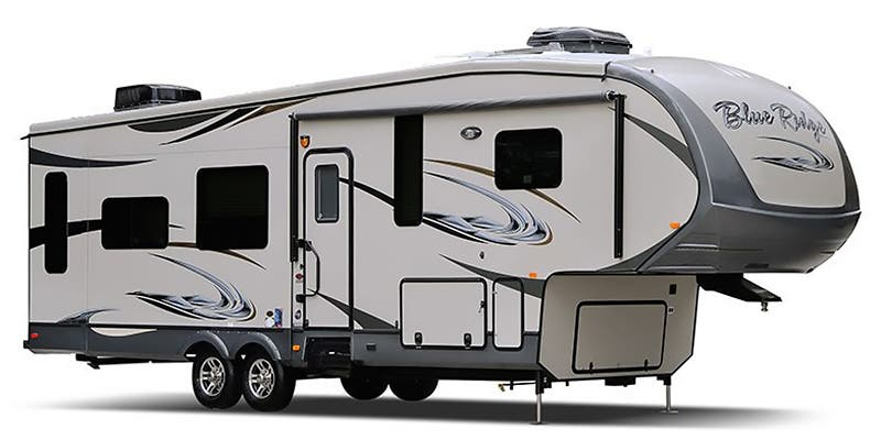 Find Specs for 2017 Forest River Blue Ridge Fifth Wheel RVs