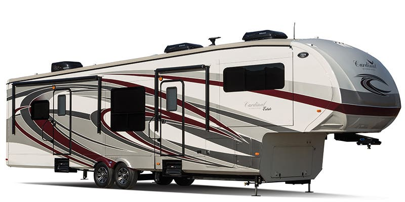 Find Specs for 2018 Forest River Cardinal Estate Fifth Wheel RVs