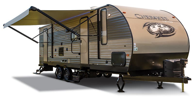 Find Specs for 2017 Forest River Cherokee Travel Trailer RVs