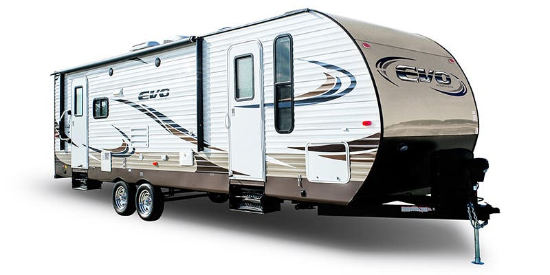 Find Complete Specifications For Forest River Evo Travel Trailer Rvs Here