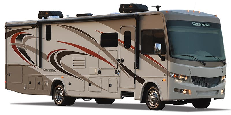 Find Specs for 2018 Forest River Georgetown 5 Series GT5 Class A RVs