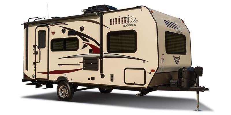 Find Specs for 2017 Forest River Rockwood Mini Lite Travel Trailer RVs
