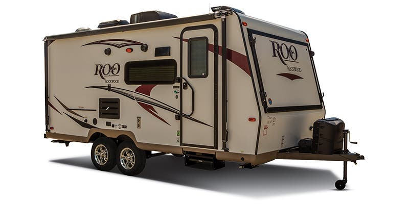 Find Specs for 2017 Forest River Rockwood Roo Travel Trailer RVs