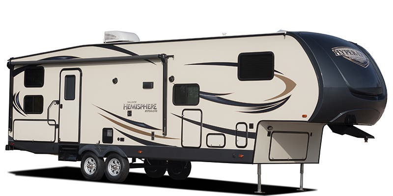 2017 Forest River Salem Hemisphere Lite (Fifth Wheel)