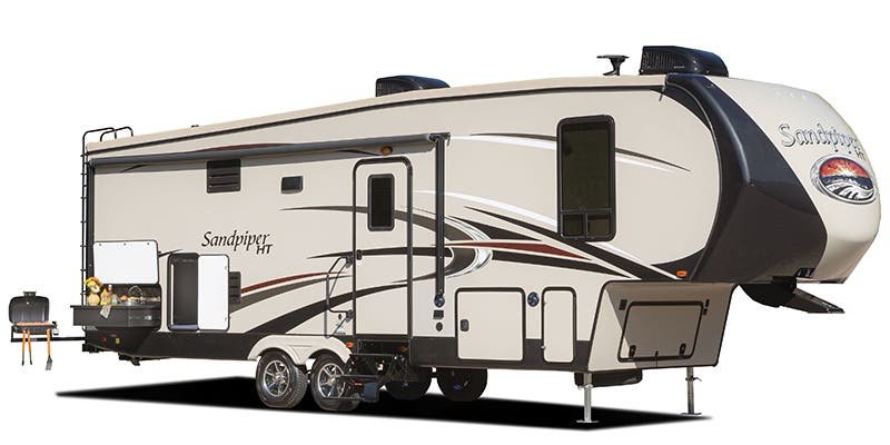 Find Specs for 2017 Forest River Sandpiper HT Fifth Wheel RVs