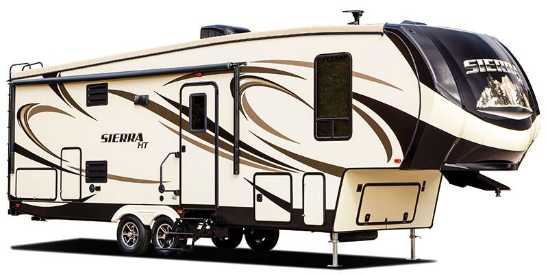 Find Specs for 2017 Forest River Sierra HT Fifth Wheel RVs