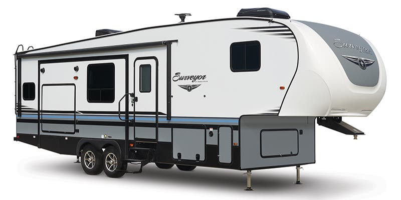 2017 Forest River Surveyor (Fifth Wheel)