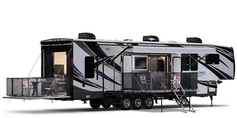 Find Specs for 2017 Forest River Vengeance Touring Edition Toy Hauler RVs