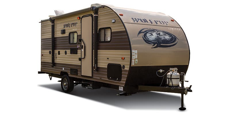Find Specs for 2017 Forest River Wolf Pup Travel Trailer RVs
