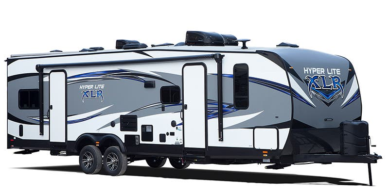 Find Specs for 2017 Forest River XLR Hyperlite Toy Hauler RVs