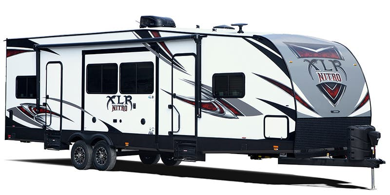 Find Specs for 2017 Forest River XLR Nitro Toy Hauler RVs