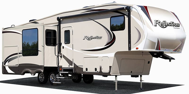 Find Specs for 2017 Grand Design Reflection Fifth Wheel RVs