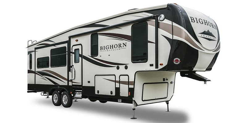 2019 Heartland  Bighorn Traveler (Fifth Wheel)