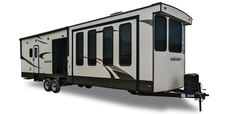 Find Specs for 2018 Heartland  Breckenridge Lakeview Destination Trailer RVs