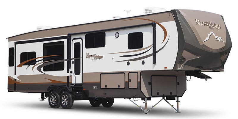 Find Specs for 2017 Highland Ridge Mesa Ridge Fifth Wheel RVs