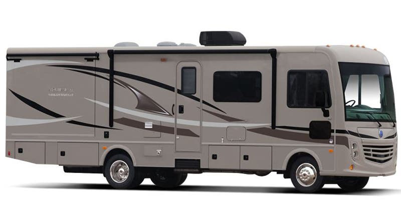 Find Specs for 2017 Holiday Rambler Admiral XE RVs
